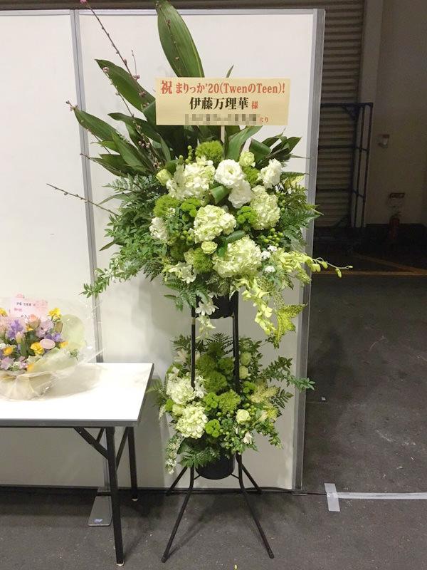 デザインスタンド花