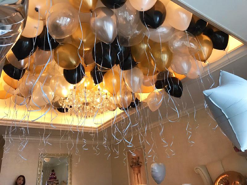 バルーン装飾風船誕生日サプライズプロポーズフォトジェニック
